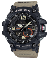 Picture of CASIO G-SHOCK  GG-1000-1A5  MUDMASTER