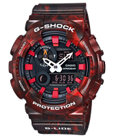 Picture of CASIO G-SHOCK  G-LIDE GAX-100MB-4A