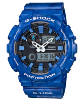 Picture of CASIO G-SHOCK  G-LIDE GAX-100MA-2A