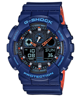 Picture of CASIO G-SHOCK   GA-100L-2A   SPECIAL COLOR