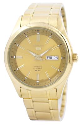 Picture of SEIKO AUTOMATIC   SNKN96K  สีทอง