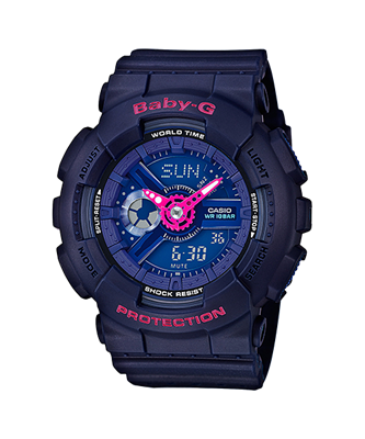 Picture of CASIO  BABY-G  BA-110PP-2A
