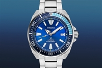 Picture of SEIKO AUTOMATIC Blue Lagoon Samurai  Limited Edition SRPB09K