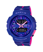 Picture of CASIO BABY-G  BGA-240L-2A1