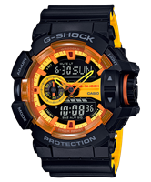 Picture of CASIO G-SHOCK GA-400BY-1A