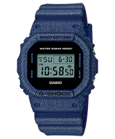 Picture of CASIO G-SHOCK  DW-5600DE-2 ลายยีนส์