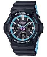 Picture of CASIO G-SHOCK SOLAR GAS-100PC-1A SpeciAL color