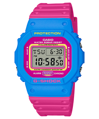 Picture of CASIO G-SHOCK  DW-5600TB-4BDR Special Color