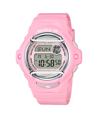 Picture of CASIO BABY-G  BG-169R-4C