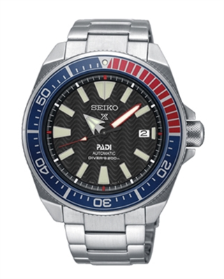 Picture of SEIKO AUTOMATIC  SAMURAI  PADI SRPB99K