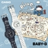 Picture of CASIO BABY-G  KITTY BGA-190KT-1B Limited Edition
