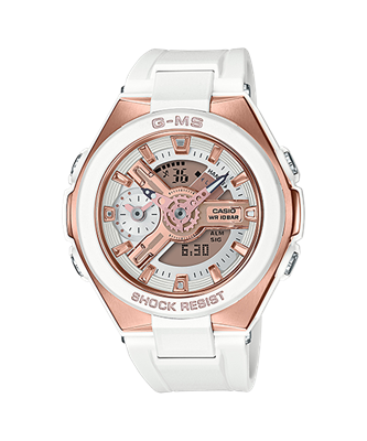 Picture of CASIO BABY-G MSG-400G-7A