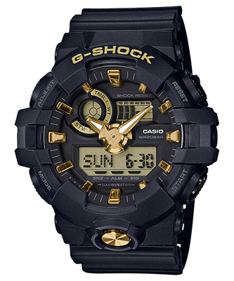Picture of CASIO G-SHOCK GA-710B-1A9