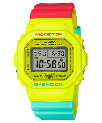 Picture of CASIO G-SHOCK  DW-5600CMA-9 Special Color