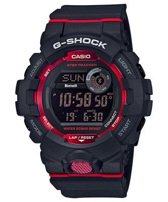 Picture of CASIO G-SHOCK GBD-800-1