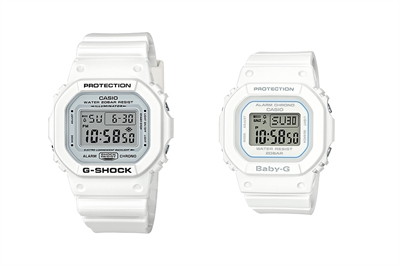 Picture of CASIO G-SHOCK & BABY-G Lover Collection 2019