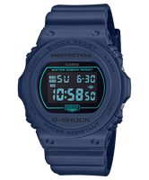 Picture of CASIO G-SHOCK DW-5700BBM-2 สีน้ำเงิน