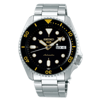 Picture of SEIKO Automatic New 5 Sports SRPD57K