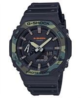 Picture of CASIO  G-SHOCK GA-2100SU-1A