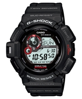 Picture of CASIO  G-SHOCK   G-9300-1DR   MUDMAN (พลังแสง)