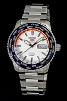 Picture of SEIKO AUTOMATIC WORLD TIME (SRP133)