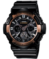 Picture of CASIO G-SHOCK GA-200RG-1A