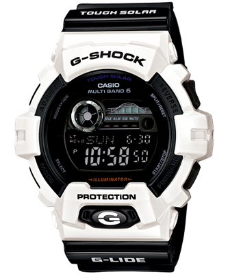 Picture of  CASIO G-SHOCK G-LIDE GWX-8900B-7DR (พลังแสง)