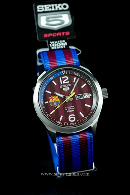 Picture of  SEIKO Barcelona   SRP305  Special edition