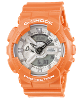 Picture of CASIO G-SHOCK   GA-110SG-4A