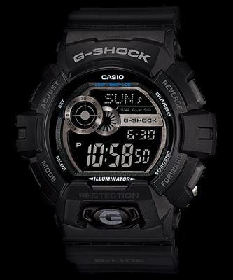 Picture of  CASIO G-SHOCK GLS-8900-1B