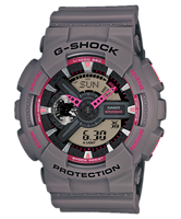 Picture of CASIO G-SHOCK   GA-110TS-8A4