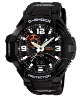 Picture of CASIO G-SHOCK GA-1000-1A
