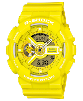 Picture of CASIO G-SHOCK   GA-110BC-9A