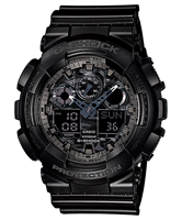 Picture of CASIO G-SHOCK  GA-100CF-1A