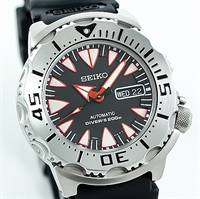 Picture of  SEIKO AUTOMATIC FANG MONSTER  SRP313
