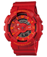 Picture of  CASIO G-SHOCK  GA-110AC-4A