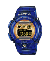 Picture of CASIO BABY-G  BG-1005A-2