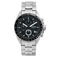Picture of FOSSIL นาฬิกาสุภาพบุรุษ รุ่น CH2600 - สีดำ