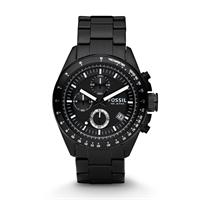 Picture of FOSSIL นาฬิกาสุภาพบุรุษ รุ่น CH2601 - สีดำ
