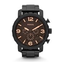 Picture of FOSSIL นาฬิกาสุภาพบุรุษ รุ่น JR1356   - สีน้ำตาล