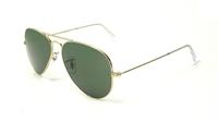 Picture of Ray-Ban Aviator รุ่น RB3025 L0205  size  58 ลดเพิ่มอีก 200
