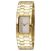 Picture of ESPRIT นาฬิกาขอมือสุภาพสตรี ES107882002 สีทอง