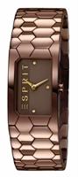 Picture of ESPRIT นาฬิกาขอมือสุภาพสตรี ES107882004 สีน้ำตาล
