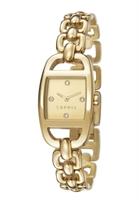 Picture of ESPRIT นาฬิกาขอมือสุภาพสตรี  ES107182003 - สีทอง