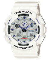Picture of CASIO G-SHOCK  GA-100A-7ADR