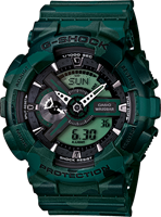 Picture of CASIO G-SHOCK  GA-110CM-3ADR
