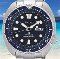 Picture of SEIKO AUTOMATIC TURTLE DIVER  SRP773K1