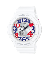Picture of CASIO BABY-G  BGA-130TR-7B