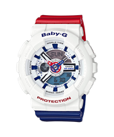 Picture of CASIO BABY-G  BA-110TR-7A