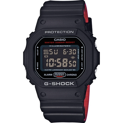 Picture of CASIO G-SHOCK   DW-5600HR-1 Special Color